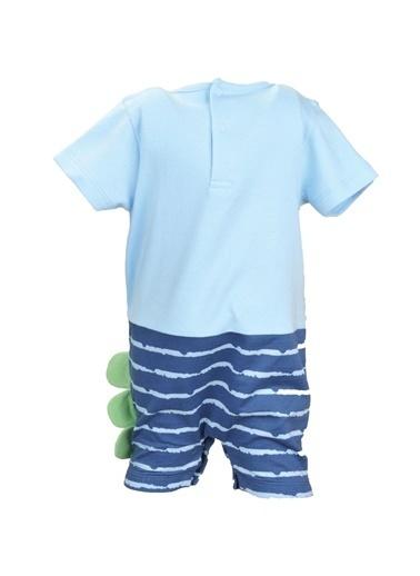 Mininio Mavi Croc Salopet Tulum (3-18ay) Mavi Croc Salopet Tulum (3-18ay) Mavi
